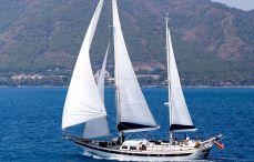 Sailing yacht charter