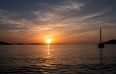 Sailing yacht Turkey