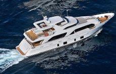 Motor yacht