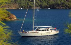 Yacht Charter in Turkey-master.