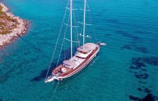 Yacht Rental Turkey