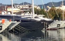 Mega Yacht Charter in Turkey