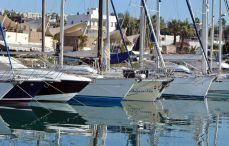 Sailing Yacht in Turkey